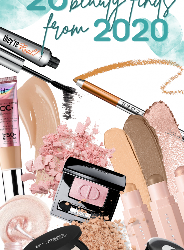 20 Beauty Faves from 2020