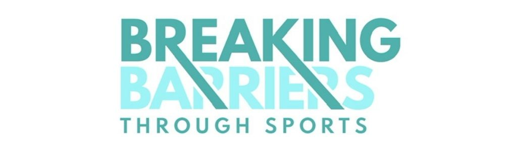Breaking Barriers Through Sports Logo
