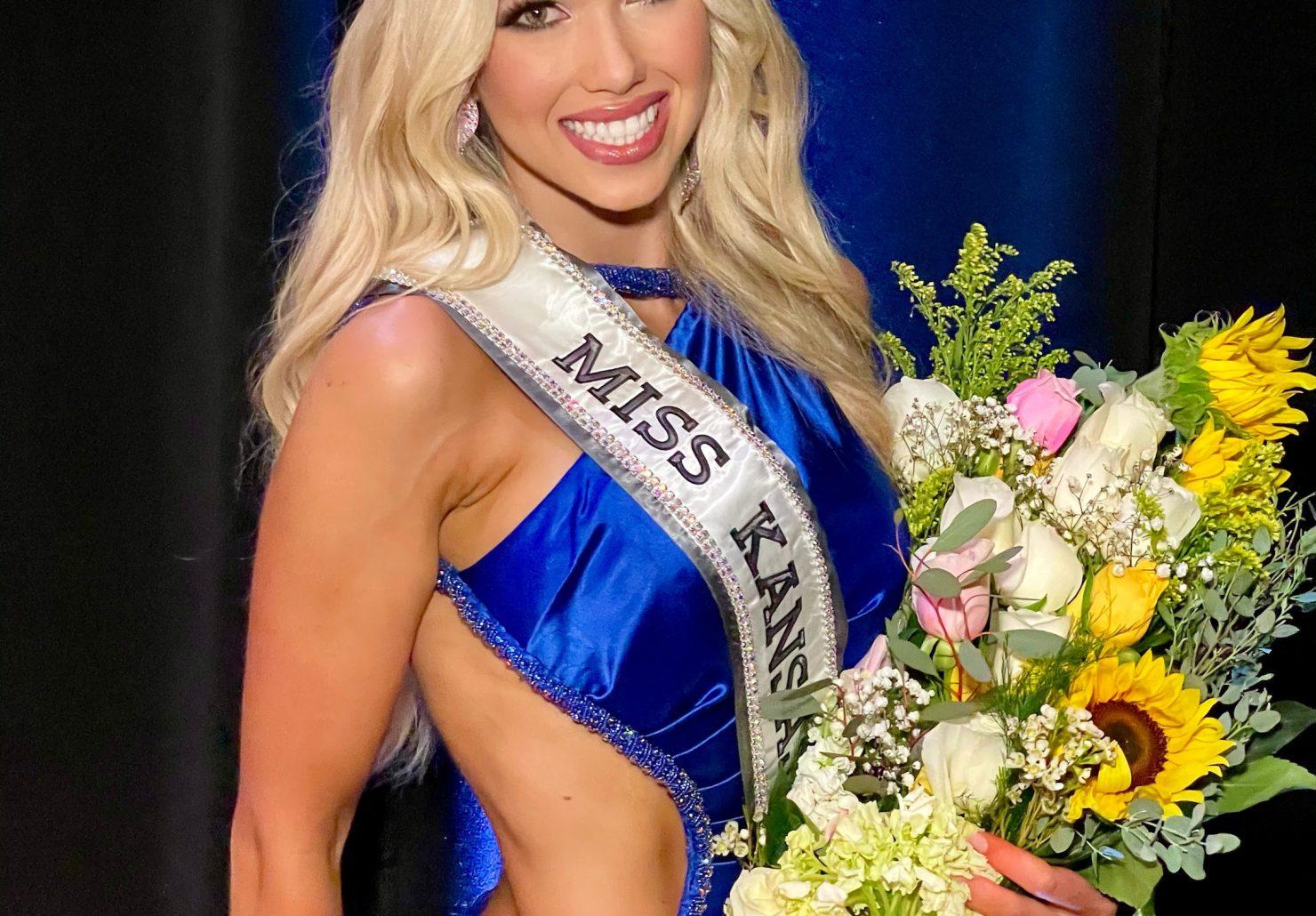 Miss Kansas USA 2021
